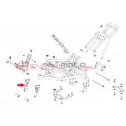Fissaggio anteriore sx 190 EVO e GP-2