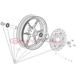 Cerchio anteriore completo