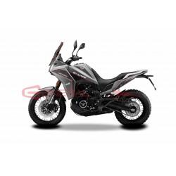 Moto Morini X-Cape cerchi A RAGGI