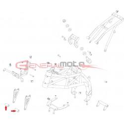 Distanziale fissaggio anteriore motore 190 Daytona