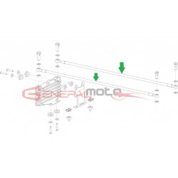 Tubo radiatore 110 4S e 190 GP-0/GP-2