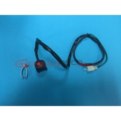 Pulsante spegnimento a pressione 110 4S - 160
