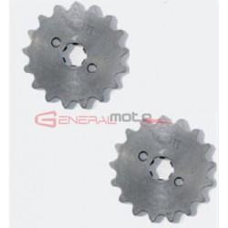 Kit pignoni per 190 e 110 A - Z15 / Z16