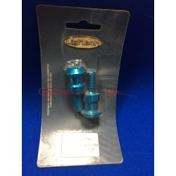 Attacco cavalletto Lightech M10 x 1.25 azzurro